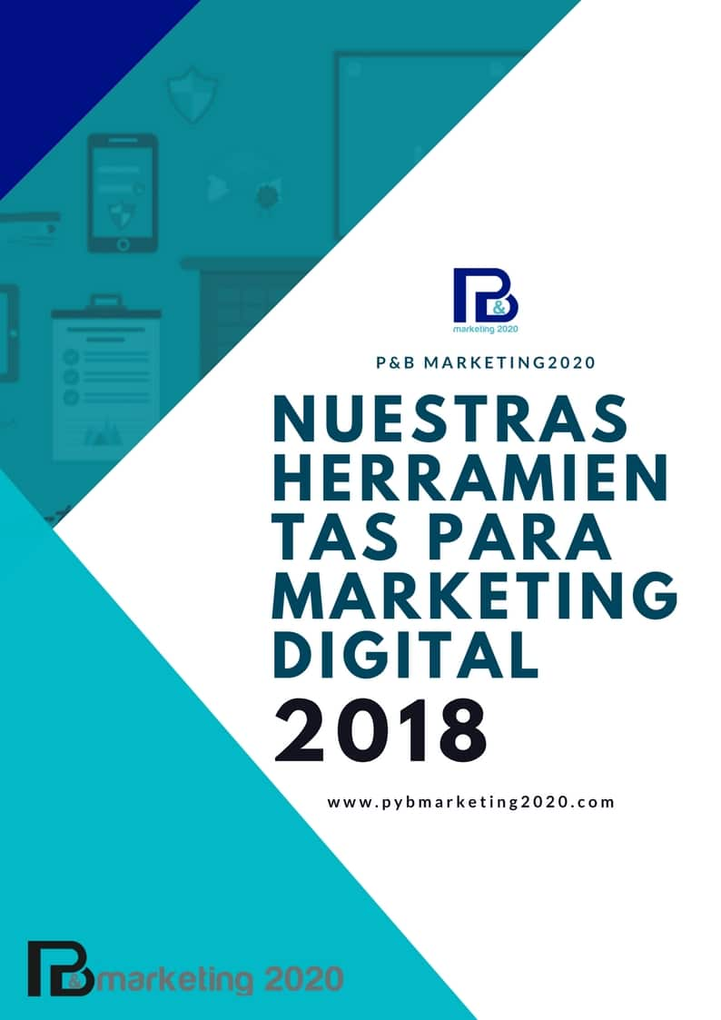 Guia herramientas marketing digital