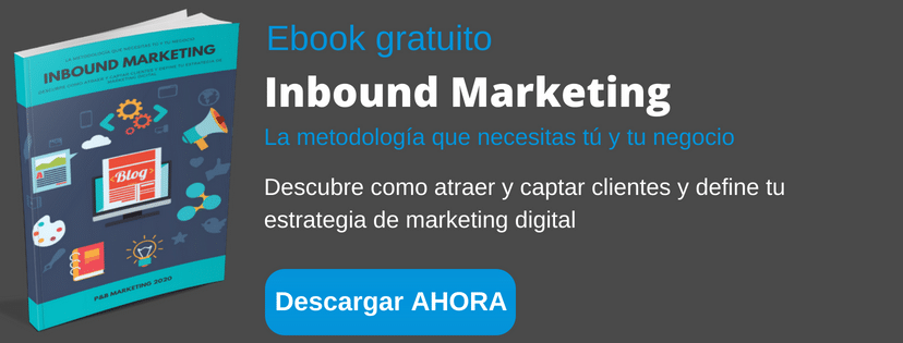CTA descarga plantilla herramientas marketing digital